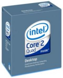 Intel® Core 2 Quad Q9650 BOX 3.00GHz