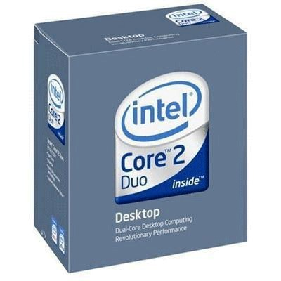 INTEL cpu CORE 2 DUO E7400 775 BOX (2,8GHz 3MB 1066MHz)