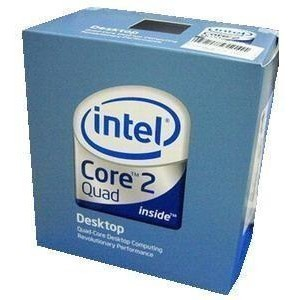INTEL cpu CORE 2 QUAD Q9400 775 BOX (2,66GHz 6MB 1333MHz)