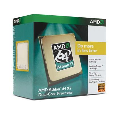 AMD cpu ATHLON 64 X2 5200+ EE Dual-Core Box AM2 65W