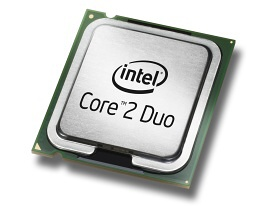 Intel Core 2 Duo E6600 / 2,4GHz / 1066MHz / 4MB/ 775
